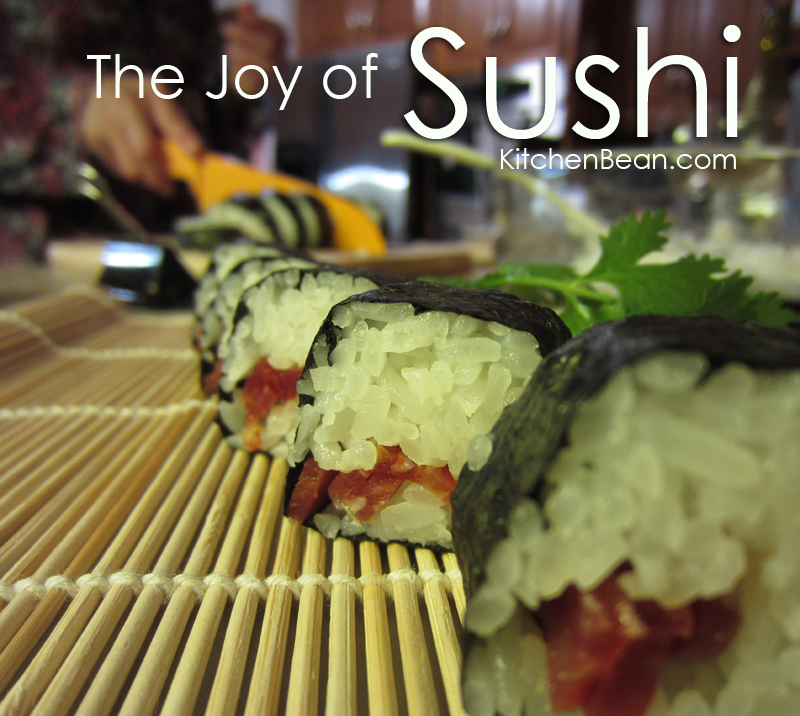 The Joy of sushi