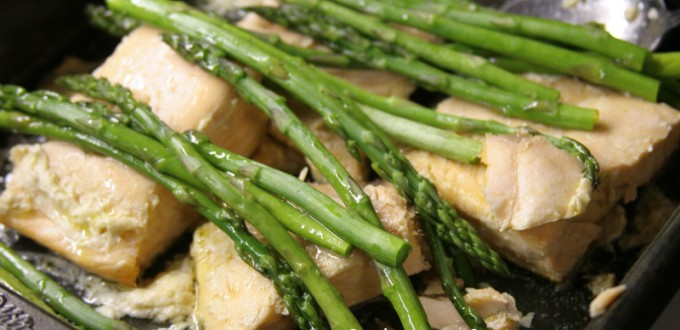 asparagus-and-salmon