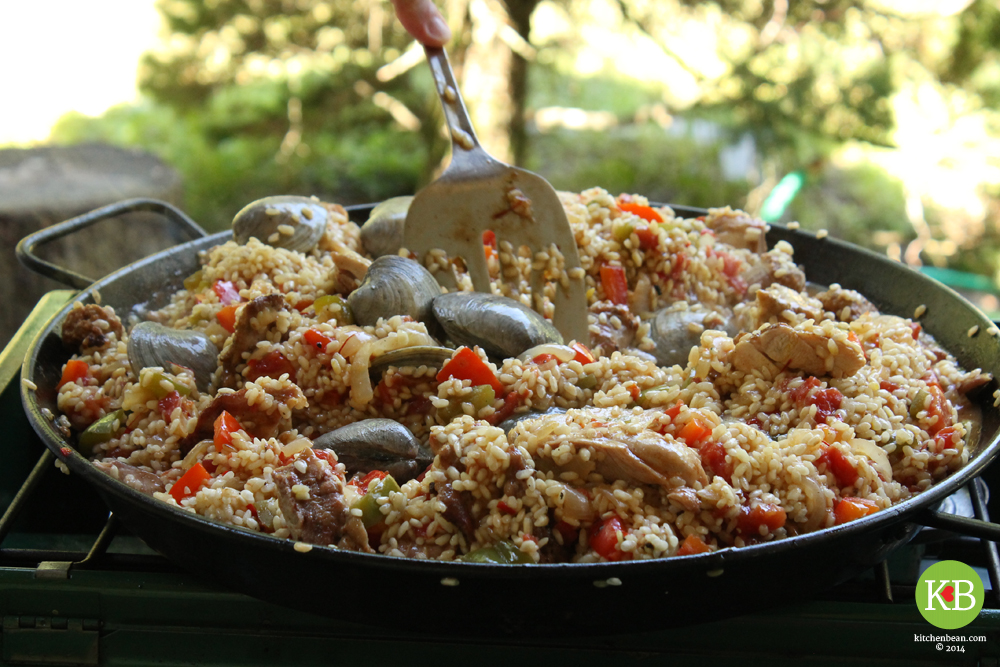 Easy Home Cooking Paella